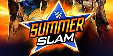 WWE SUMMER SLAM PPV tickets