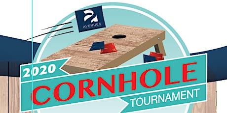 Cornhole Tournament 2020 - 4th Annual FUNdraiser & Silent Auction  tickets