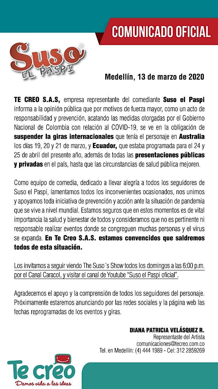Suso el Paspi - Tirando Caja 2 image