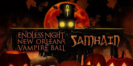 Endless Night: New Orleans Vampire Ball 2020 - New tickets