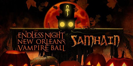 Endless Night: New Orleans Vampire Ball 2021 - New Date tickets