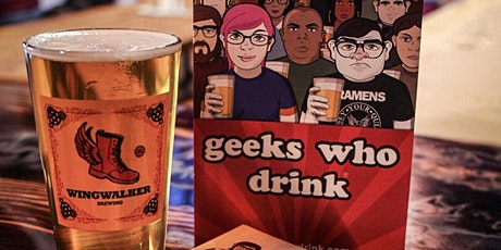 Thursday Trivia Night with Geeks Who Drink tickets