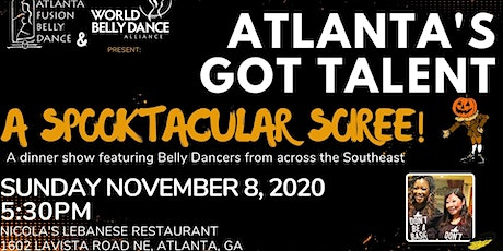 Atlanta's Got Talent: A Spooktacular Soiree 2020 tickets