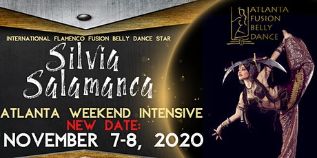 Silvia Salamanca Virtual Intensive: Swords! Skirts! Mantons! ingressos