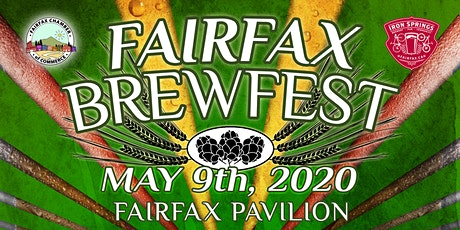 25th Annual FAIRFAX BREWFEST Spring Celebration tickets