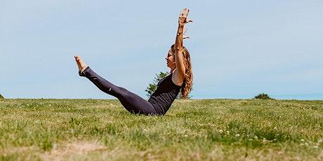 Nama-Stay Home Virtual Yoga with Samantha Hoff tickets