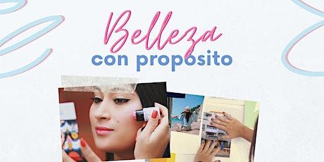 Belleza con Propósito: Cómo crear un mapa de sueños (ONLINE) tickets