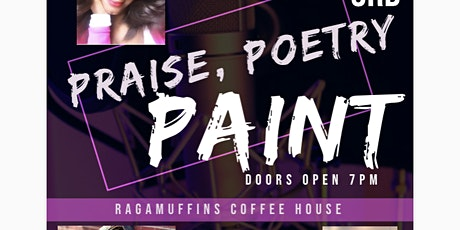 Praise, Poetry, & Paint tickets
