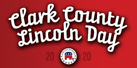 POSTPONED - Clark County Lincoln Day 2020 tickets