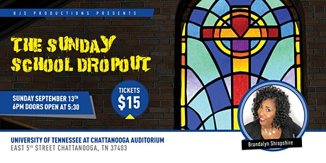 The Sunday School Dropout tickets