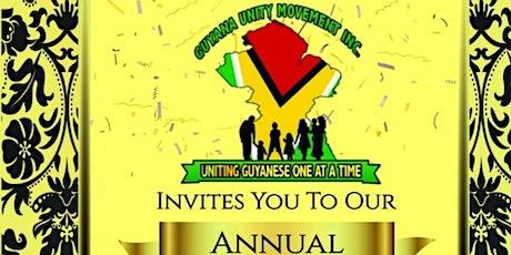 Guyana Unity Movement Inc. Black Tie Gala tickets