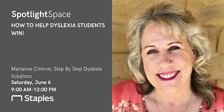 How to Help Dyslexia Students Win! tickets