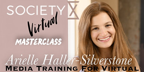 SXV: Media Training For Virtual Spaces Hosted By Arielle Haller-Silverstone tickets