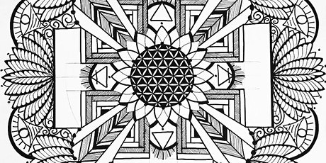 Mandala Drawing Chillout tickets