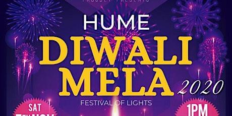 Hume Diwali Mela - 2020 tickets