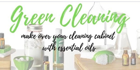 Green Cleaning - Creating Non-Toxic Solutions  tickets