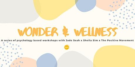 Wonder & Wellness tickets
