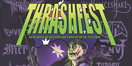 Thrashfest Sat 4th December 2021 tickets
