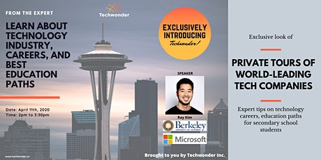 From the Expert:What does it take to land a job in the technology industry? tickets