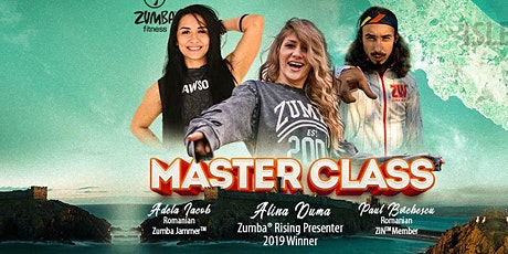 Zumba Masterclass: Isle of Man tickets
