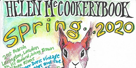An Evening with Helen McCookerybook. tickets