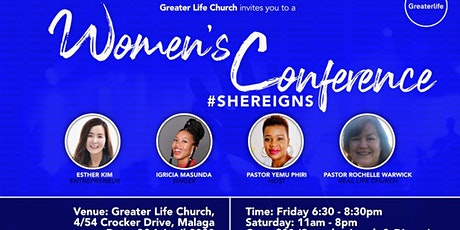 Greater Life Church - Women's Conference tickets