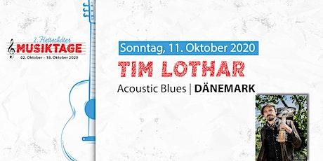 2.HMT: Tim Lothar Tickets