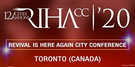Revival Is Here Again City Conference, Ontario 2020 tickets