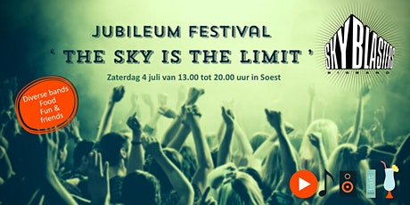 The Sky is the Limit - Jubileum festival van Skyblasters bigband tickets
