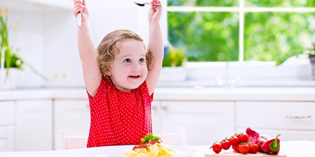 CANCELLED Food Explorers Groups for 2 - 5 year olds VEGETABLES SESSION ONLY tickets