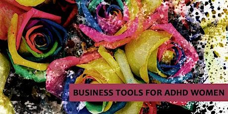 Creative Women in Business Online Mastermind billets