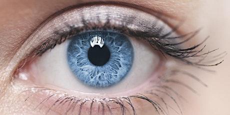 Wat ogen vertellen over je ziel | Rayid irisinterpretatie tickets