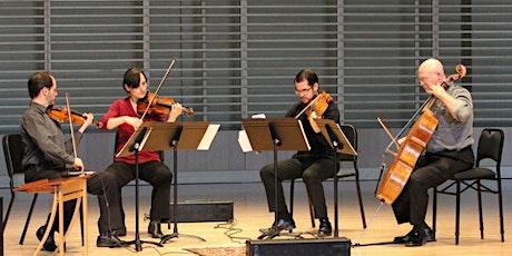 Britten & Brahms: String Quintets tickets