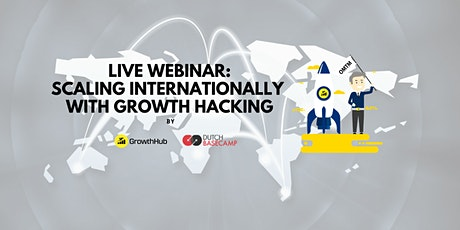 Scaling Internationally with Growth Hacking tickets