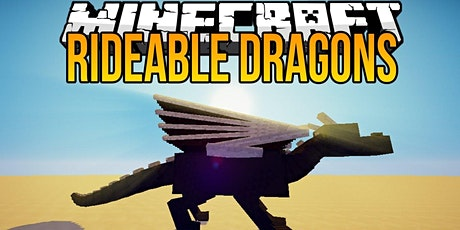 Minecraft Rideable Dragons-Dragon Rider Camp tickets