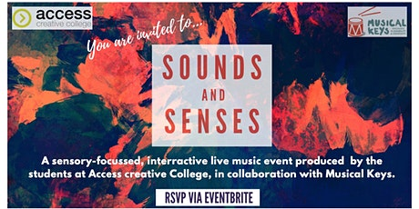 Sound and Senses tickets