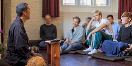Online Chan Meditation | Dharma Talk | Q&A | Group Study (every Saturday) tickets