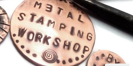 Metal stamping workshop tickets
