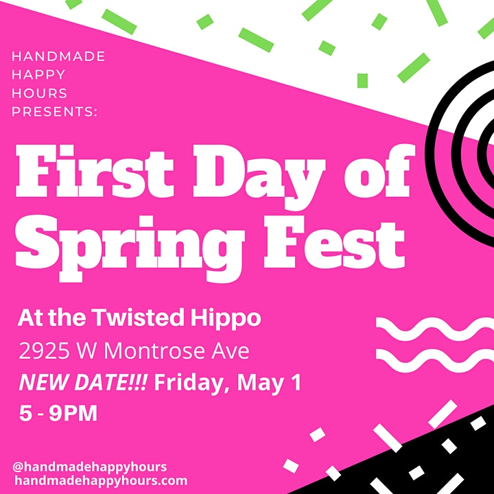 First Day of Spring Fest image