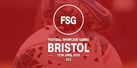 Bristol - Football Showcase Games (U13) tickets