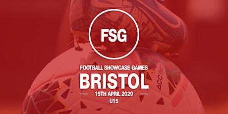 Bristol - Football Showcase Games (U15) tickets