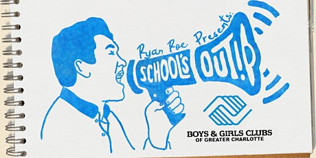 """School's Out"" Charity Tour featuring Comedian Ryan Roe & Guests - New Date tickets"