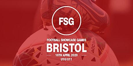 Bristol - Football Showcase Games (U10/U11) tickets