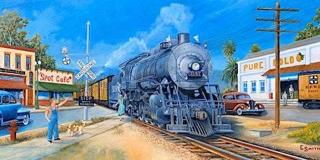 Railroad Art Auction tickets