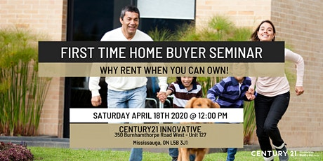First Time Home Buying Seminar - Why Rent When You Can Own tickets