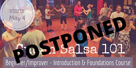 AContra 6 Week Beginner Cuban Salsa Course tickets