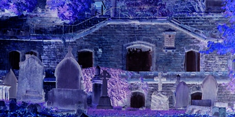 Warstone Cemetery Birmingham Crime and Punishment Ghost Event tickets