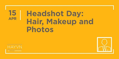 HAYVN Headshot Day - April tickets