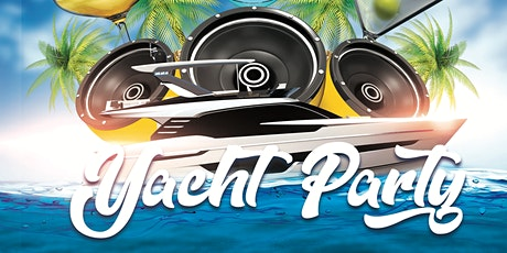 3rd Annual Independace Day Yacht Party tickets