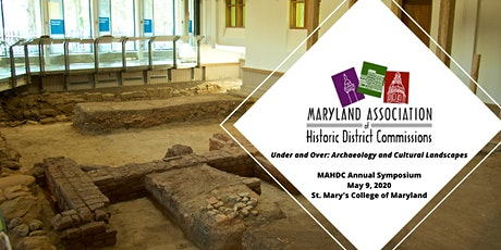 Maryland Association of Historic District Commissions 2020 Annual Symposium tickets